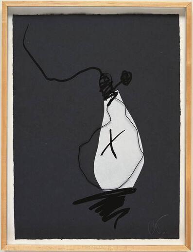 Claes Oldenburg, 'Hard Times Bulb- Night', 1995
