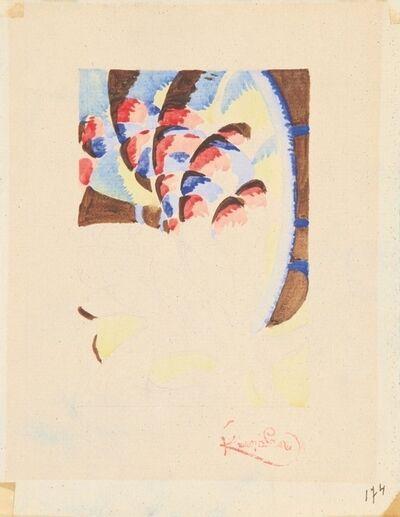 František Kupka, 'Studio per Grémilly', 1920