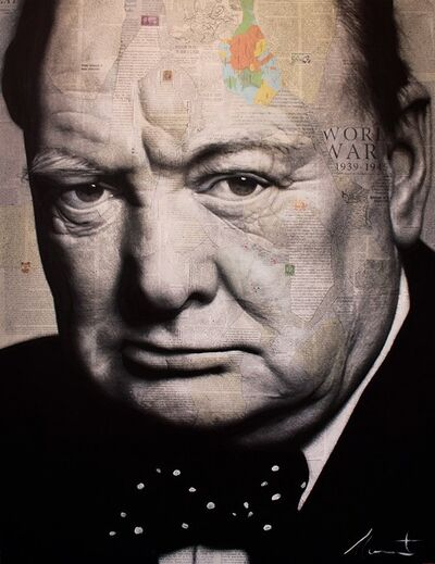 André Monet​, 'Churchill (AM317)', 2019