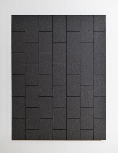Patrick Hamilton, 'Abrasive painting # 19', 2015