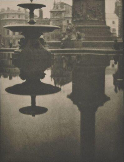 Alvin Langdon Coburn, 'Trafalgar Square', 1910
