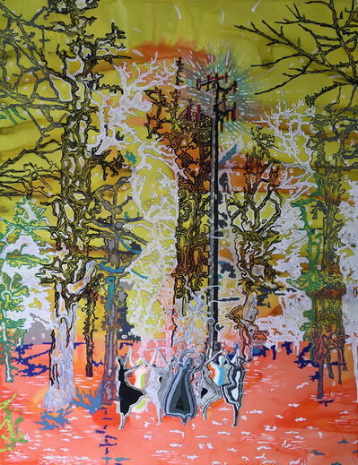 Anna Fidler, 'Harmonic Convergence', 2016