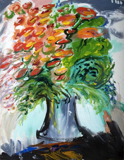 Yehouda Chaki, 'Flowers 253-A'