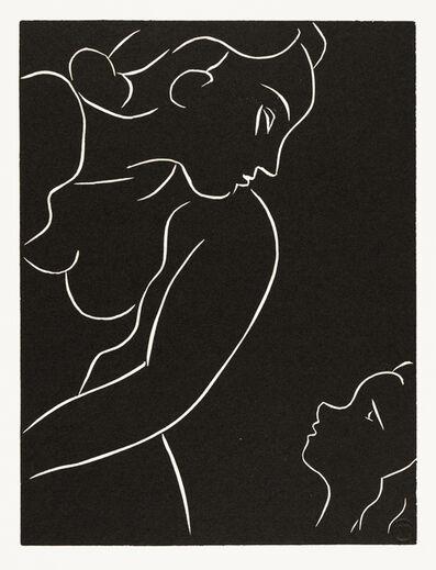 Henri Matisse, '. . . ON DIRAIT QU'ELLE NE M'A JAMAIS VUE . . .', 1944
