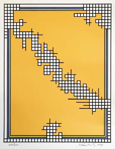 Nicholas Krushenick, 'Untitled', 1979
