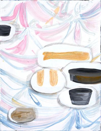 Marjolijn De Wit, 'Gouaches #27', 2019