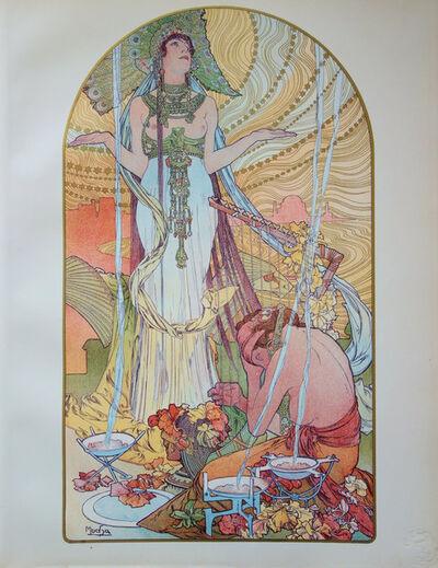 Alphonse Mucha, 'Salomé', ca. 1897