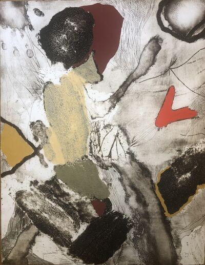Josep Guinovart, ' S/T', 2007
