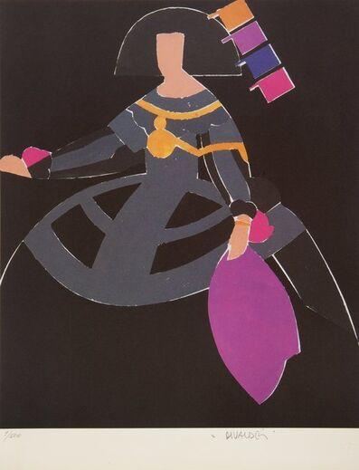 Manolo Valdés, 'Velazquez como pretexto', 1990
