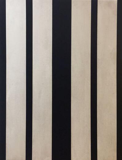 Guido Molinari, 'Verticales noires symétriques (G.M.-T-1962-10)', 1962