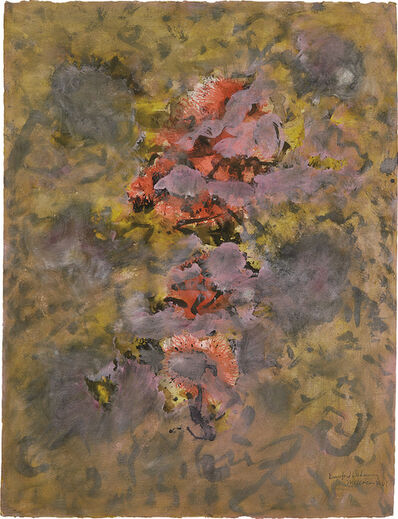 Beauford Delaney, 'Untitled', 1961