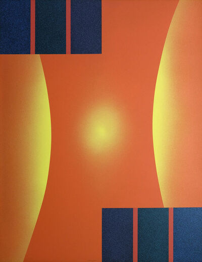 Raymond Jonson, 'Polymer No.2', 1968