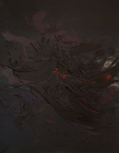 Kazuya Sakai, 'Painting Nº 40', 1960
