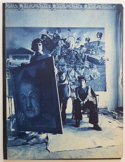 "Wolfgang Petrick, '(Partial) Portfolio ""Portrait #13 - Wolfgang Petrick "" with Karin Szekessy', 1971"