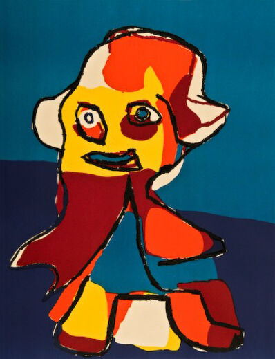 Karel Appel, 'Little Boy', 1969