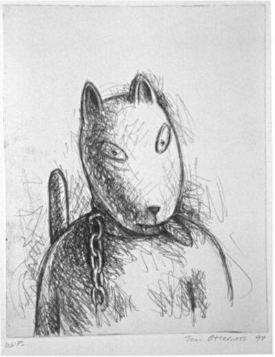 Tom Otterness, 'Cat', 1997