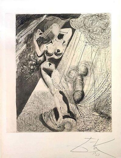 Salvador Dalí, 'Aphrodite', 1963