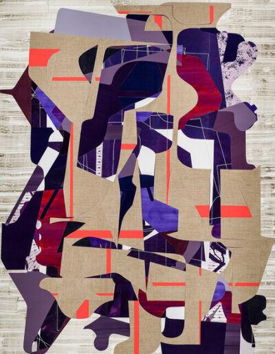 Aaron Wexler, 'Cautionary Consideration', 2020