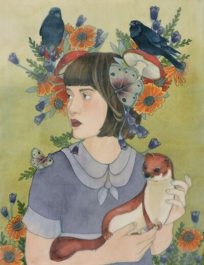 Mary Alayne Thomas, 'Forest Panoply', 2019