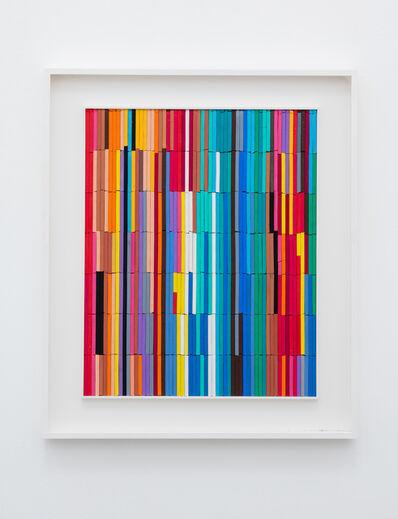 Amie Dicke, 'Crayons 2', 2016