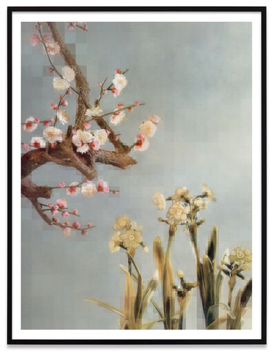 Thomas Ruff, 'tableau chinois 07', 2019