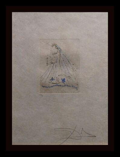 Salvador Dalí, 'Petites Nus (Ronsard) A', 1973