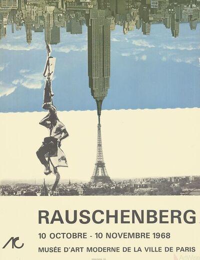 Robert Rauschenberg, 'Rauschenberg', 1968