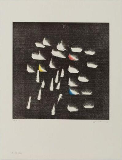 Hans Hartung, 'H-19', 1973