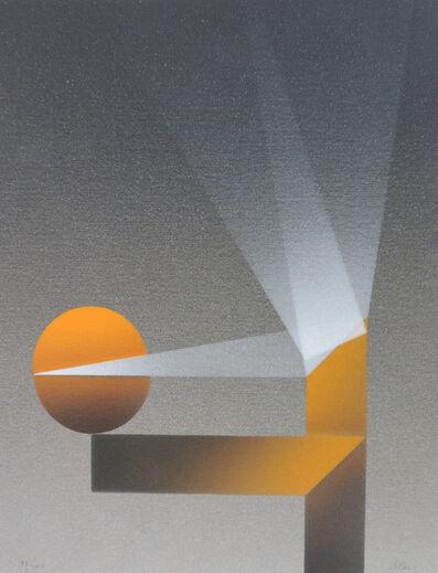 Julio Le Parc, 'Espace IV Pochoir ', 2000
