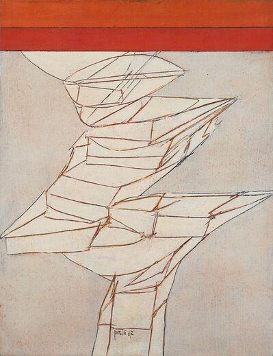 Achille Perilli, 'Monumento al Mandarancio', 1967