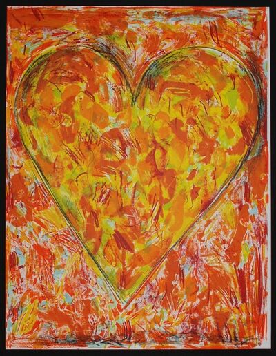 Jim Dine, 'Sunflower', 2005