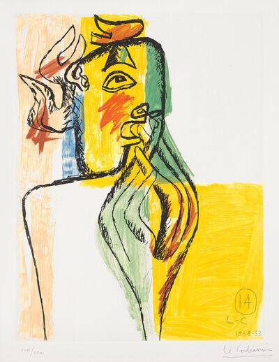 Le Corbusier, 'Unité, plate 14', 1963