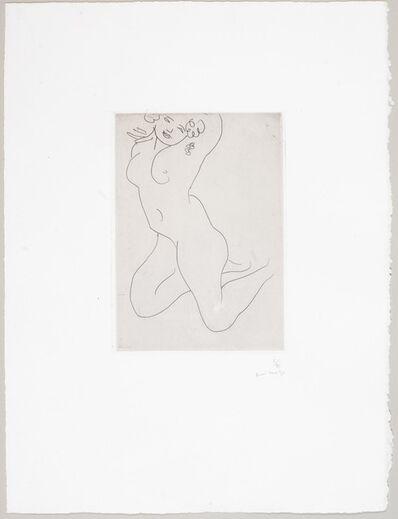 Henri Matisse, 'Nu à genoux, bras derrière la tête', 1930