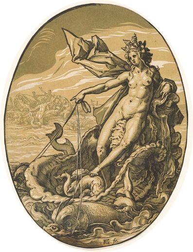 Hendrik Goltzius, 'Galatea', 1588/1590