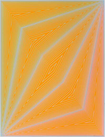 Richard Anuszkiewicz, 'Untitled, from Inward eye', 1970