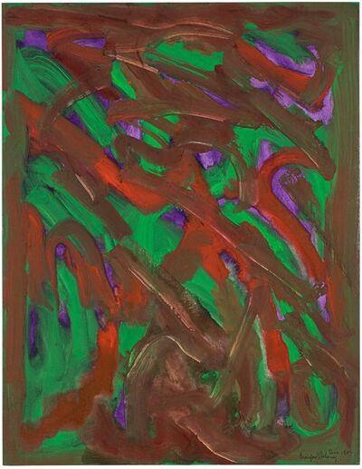 Beauford Delaney, 'Untitled', 1962