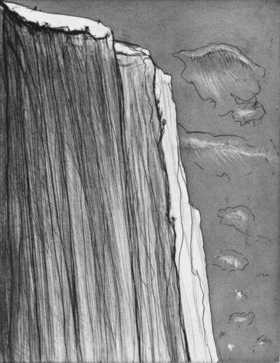 Wayne Thiebaud, 'Canyon Clouds', 2019