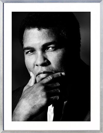 Greg Gorman, 'Muhammed Ali', 1994