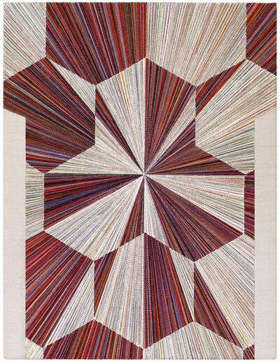 Sasha Pierce, 'Hexagonal Tiling', 2018