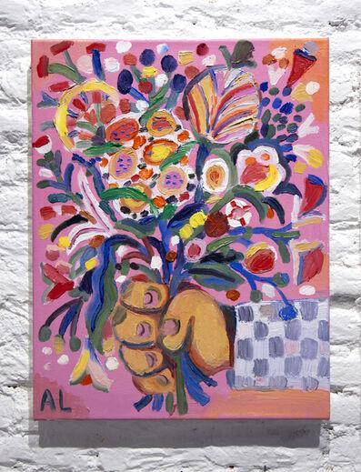 Andrés Lozano, 'Flower Power #2', 2021