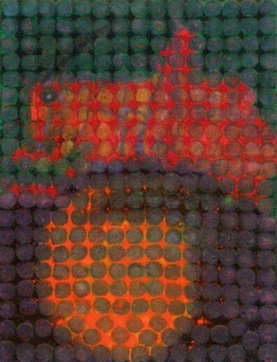 Luis Zarate, 'SIN TITULO (CHAPULIN ROJO)', 1999