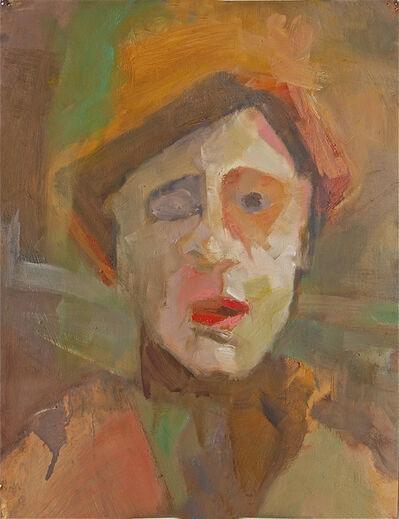 James Singelis, 'Orange Hat ', 2015