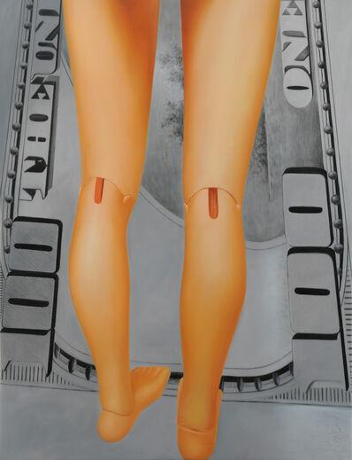 Kumikaho Oshima, 'legs2', 2009