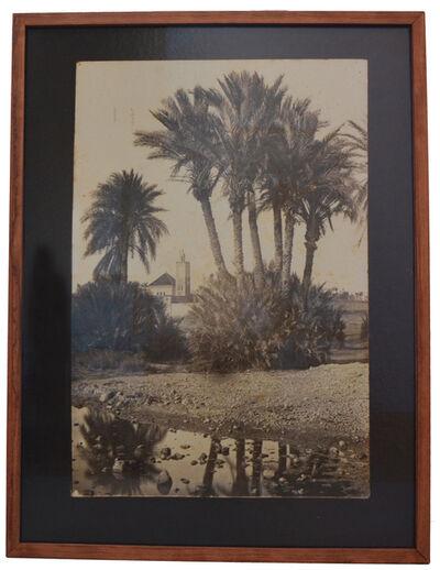 Grace Ndiritu, 'Morocco Archive # 1_Palm Trees', 2014