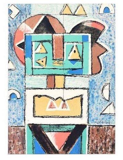 Ibrahim Kodra, 'Robot', 1975