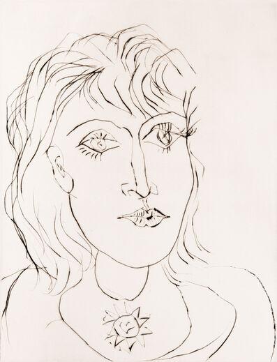 Pablo Picasso, 'Dora Maar au collier', 1937