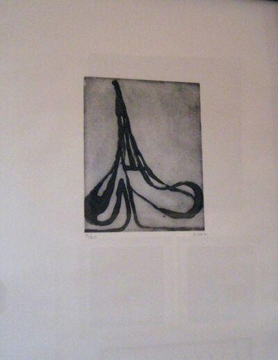 Richard Diebenkorn, 'Eiffel Spade ( from Five Spades)', 1982