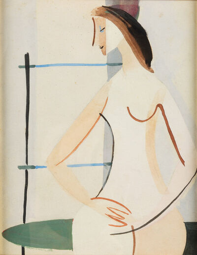 """Armando Barrios, 'Para """"Estudio"""". No. 466', 1964"""