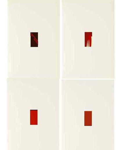 Blinky Palermo, 'Miniaturen II', 1975