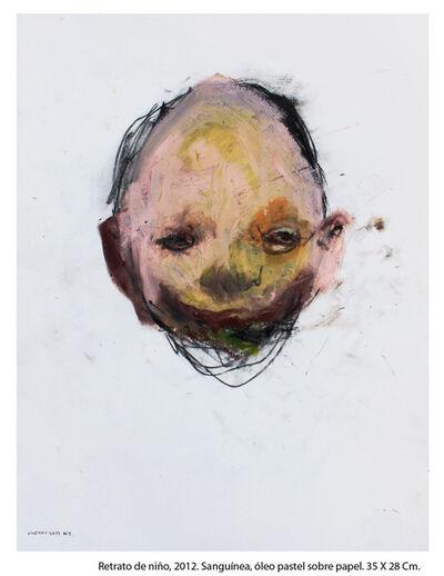 Jose Vivenes, 'Retrato', 2010